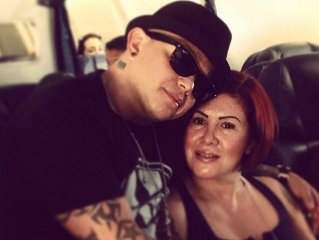 Angie Gutierrez's husband